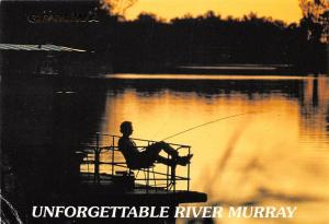 Australia Uforgettable River Murray Fishing Sunset