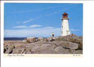 Lightouse, Peggy's Cove, Nova Scotia, Canada, Used 1998