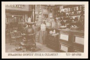 STRASBURG COUNTRY STORE & CREAMERY