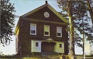 Historic Old Church Of Presbyterian Congregation Of Newtown Bucks County Penn...