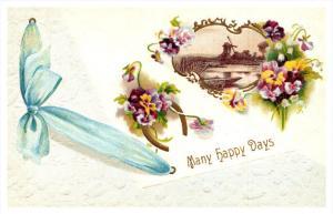 8080    Flowers  Horseshoe, Windmill, Bow