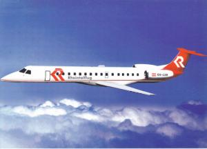 Rheintalflug Airlines Jet Airplane , 2000