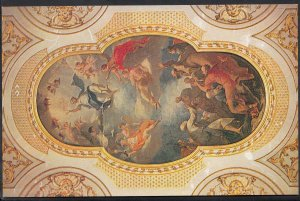 Worcestershire Postcard - Great Witley Church - The Ascension  2798