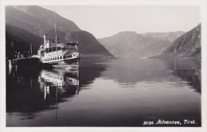 RP: Steamship , Achnsee , Tirol , Austria , 20-40s