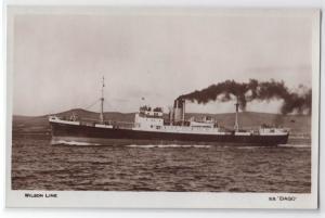 S.S. Dago - Wilson Line