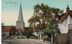 GODALMING , Surrey , England , 1900-10s ; Church