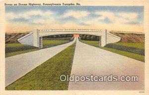 Dream Highway Pennsylvania Turnpike Unused
