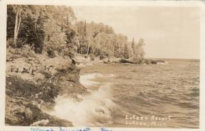 RP: LUTSEN , Minnesota, 1950 ; Lutsen Resort