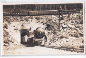 RPPC - Train Coming out of a Tunnel
