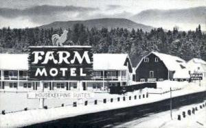 Farm motel