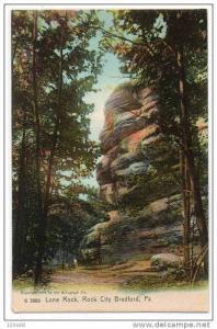 Lone Rock City,  Bradford,  Pennsylvania,  00-10s