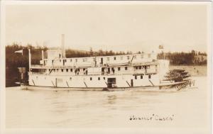 RP: Stern Wheeler Steamship CASA , Canada , 00-10s