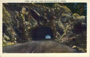 600 Ft Tunnel