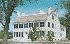 The Massive Centre Centre Family Dwelling House Began In 1824 Pleasant Hill K...