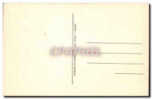 Barbizon - Museum of & # 39Auberge Ganne - Marine Lavau - Old Postcard