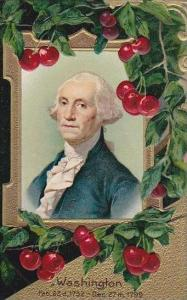 George Washington Washington's Birthday