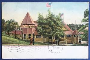 Casino Rhodes-on-the Pawtucket Providence RI 1908 A.C. Bosselman & Co 1316
