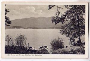 Prospec Mt, Lake George NY