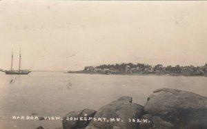 RP; JONESPORT , Maine , 1929 ; Harbor View