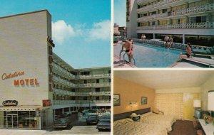 ATLANTIC CITY , New Jersey , 50-60s; Catalina Barbizon Motel