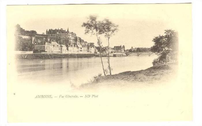 Vue Generale, Amboise (Indre-et-Loire), France, 1900-1910s