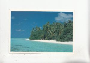 BF28067 maldives a dream holiday   front/back image