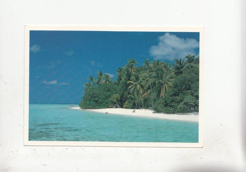 BF28067 maldives a dream holiday   front/back image