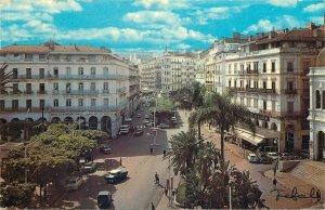 Algeria Alger 1970 Carrefour Port-Said
