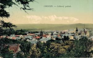 Czech Republic - Choceň celkový pohled 02.53