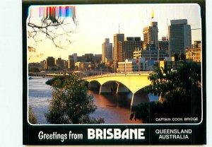 Brisbane Captain Cook Bridge Queensland Australia