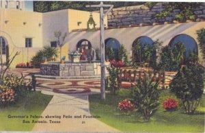 San Antonio TX - Spanish style GOVERNOR'S PALACE 1930/40s