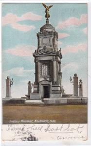 Soldiers Monument, New Britain CT