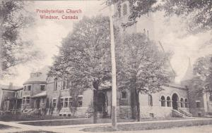 WINDSOR, Ontario, Canada, PU-1906 ; Presbyterian Church