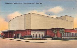 Florida  Daytona   Peabody Auditorium
