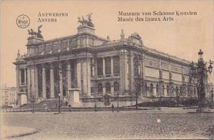 Belgium Anvers Musee des Beaux Arts