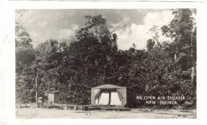RP; An Open Air Theater, New Guinea, 10-20s