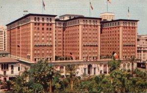 California Los Angeles The Biltmore Hotel 1941