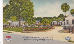 Florida Ocala Cordrey's Court Silver Springs Boulevard sk3306