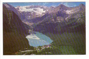 Lake Louise, Victoria Glacier, Alberta Photo Bruno Engler