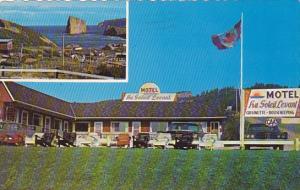 Motel Au Soleil Levant Perce Quebec Canada