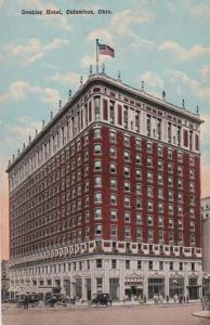 Ohio Columbus The Deshler Hotel