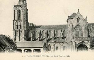 France - South Coast, Cathedrale De Dol