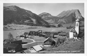 Schoppernau~Bregenz Austria Vorarlberg~Philippus und Jakobus Church~RPPC c1920