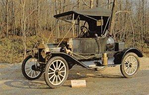 1912 Ford Torpedo Roadster Unused