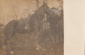 RP: Man & Horse , 00-10s