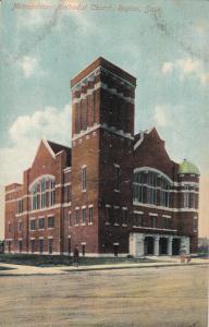 REGINA, Saskatchewan, Canada, PU-1909; Knox-Metropolitan United Church