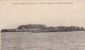 Afrique Occidentale, Ile De Goree Vu Du Nord, Dakar, Senegal, 1900-1910s