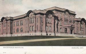 GUELPH , Ontario , Canada , 1906 ; O.A.C. ,Macdonald Institute #3