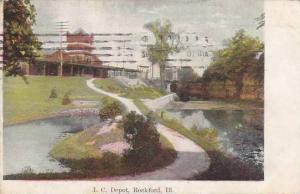 Illinois Rockford I C Depot