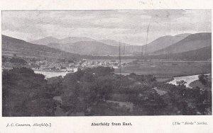 SCOTLAND, 1930-1950s; Aberfeldy From East